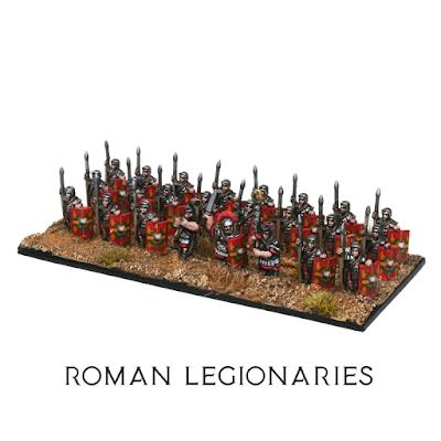 Roman Legionaries