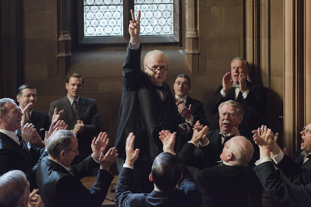 Review | Darkest Hour | 2017