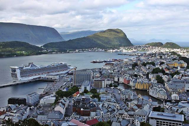 Alesund - Noruega