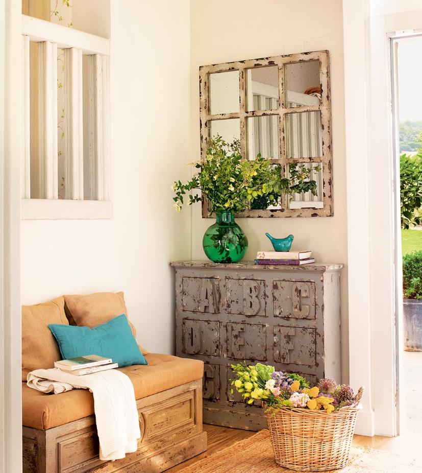 Decoraconmar a casa mini cuatro estancias bien aprovechadas - Casas bien decoradas ...
