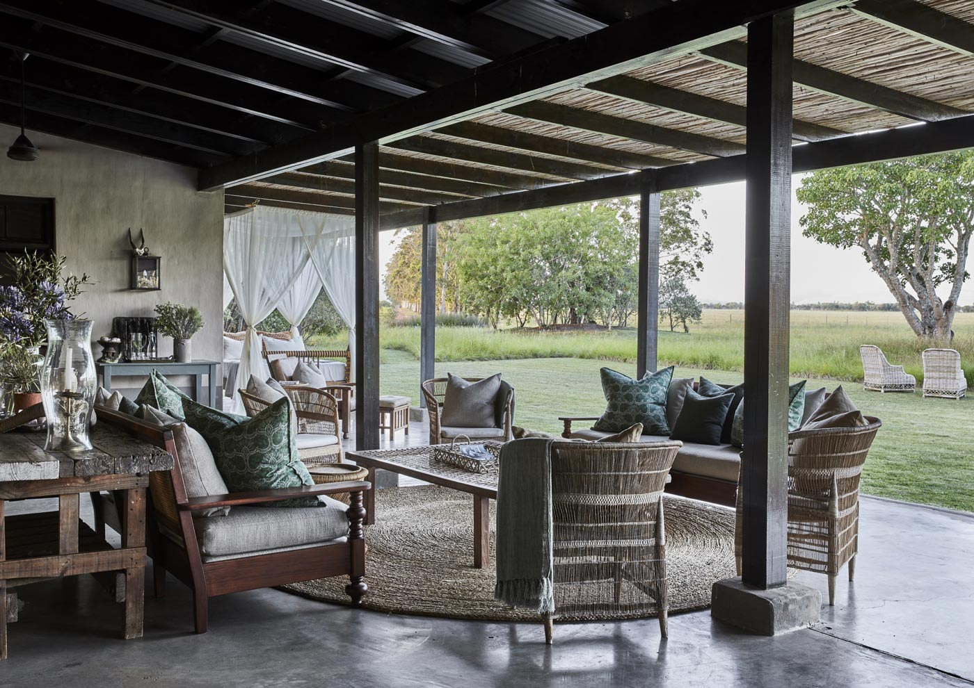 A Southafrican farmhouse by interior designer Gregory Mellor