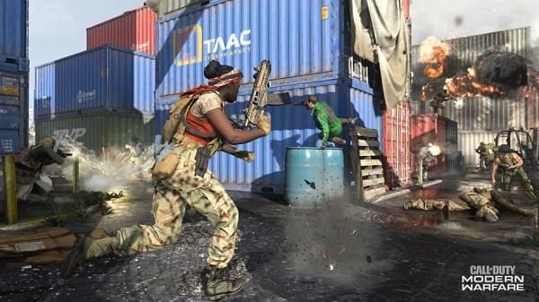 لعبة Call of Duty Modern Warfare ستستقبل طور تنافسي جديد