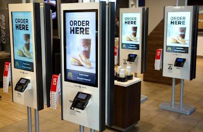https://www.forbes.com/sites/edrensi/2018/07/11/mcdonalds-says-goodbye-cashiers-hello-kiosks/#6fdd72b76f14