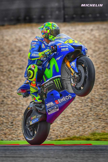 Happy Wheelie Wednesday Folks