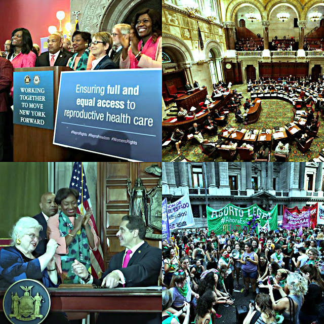 New York abortion law approved what it really implies