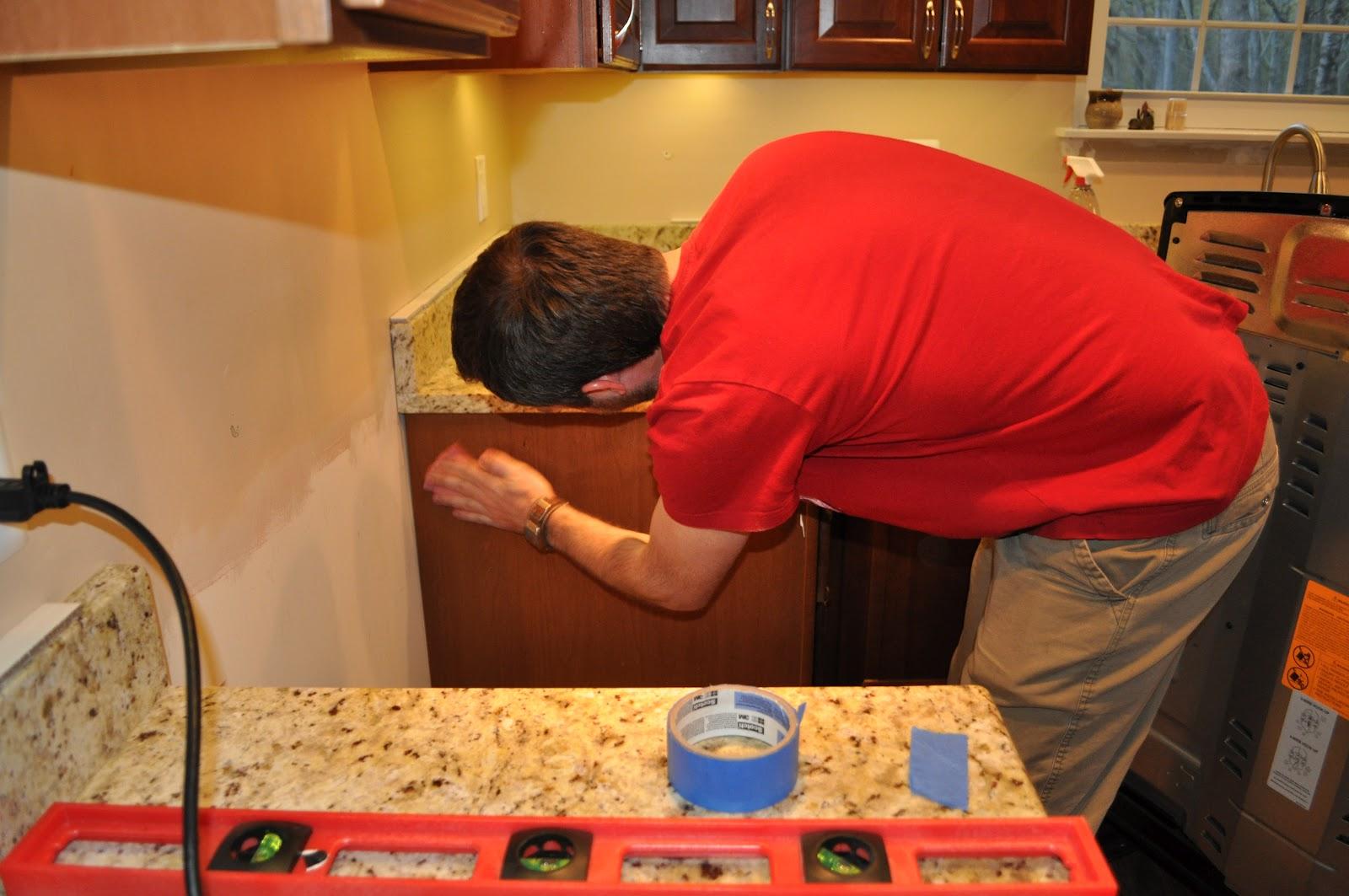Kitchen Sink Lay On Ceramic