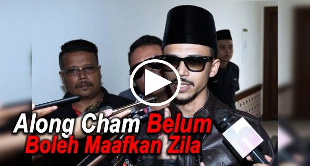 VIDEO: HAMBIK KAU ZILA ! Ni Ucapan Along Buat Zila Lepas Dia Tolak Salam Zila. Padan Muka !