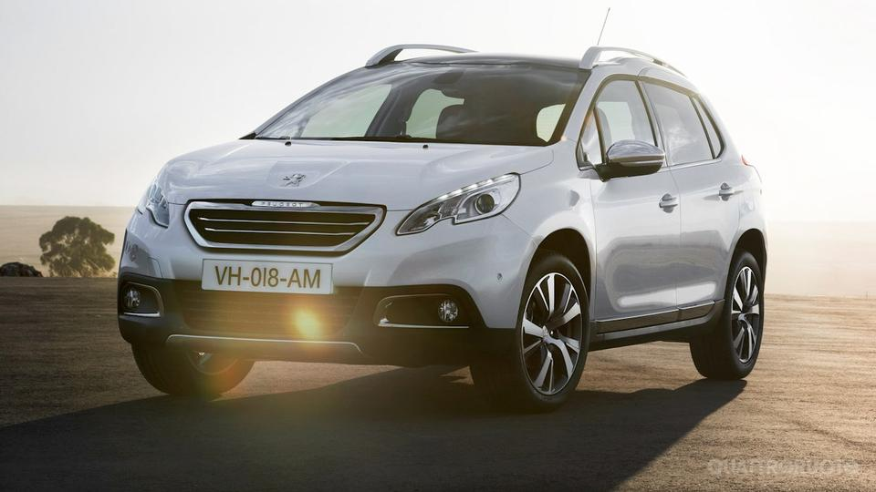 Canzone Pubblicità Peugeot 2008 spot deserto e sole - Marzo 2015