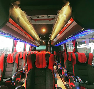 Bus Tentrem Malang