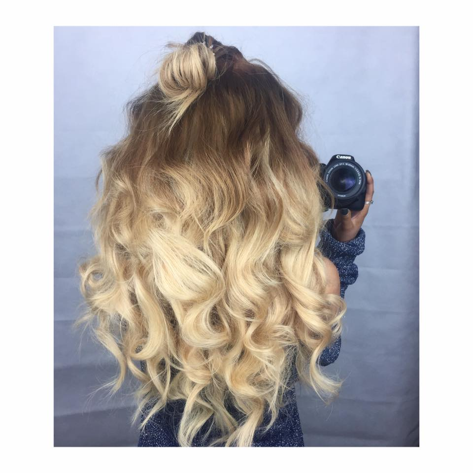 Back To Blonde With Xfactor Hair Extensions