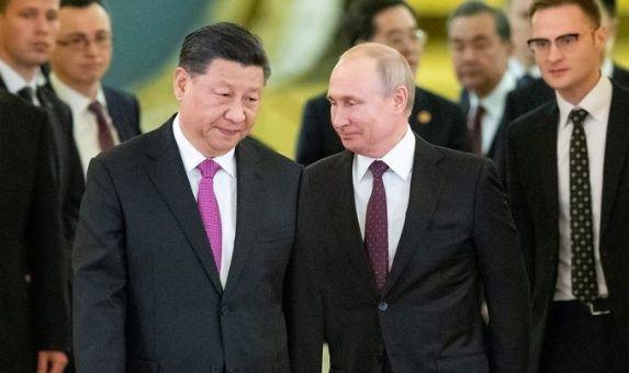 Vladimir Putin y Xi Jinping acuerdan cooperación por Covid-19