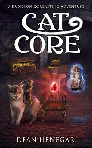Cat Core by Dean Henegar
