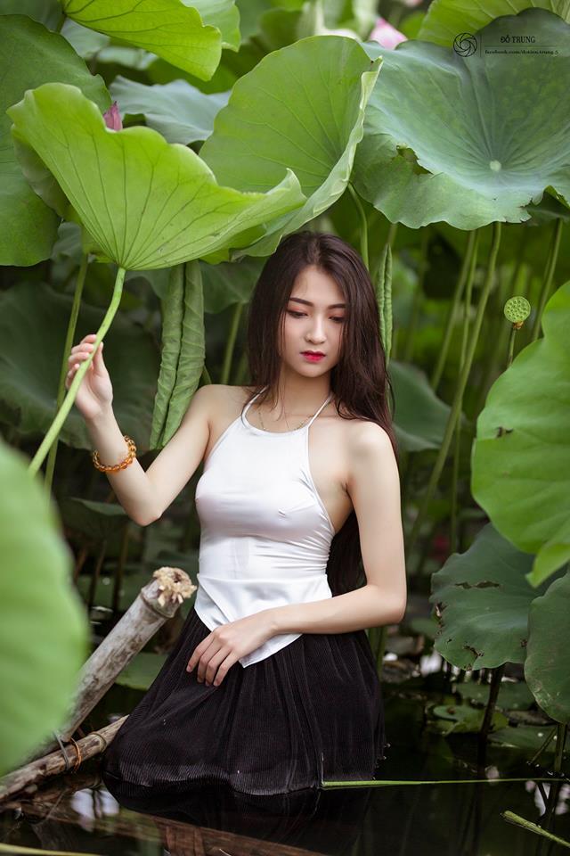Hot girl……Thư Vũ…