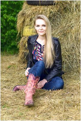 botas vaqueras para dama
