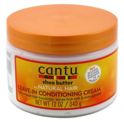 كريم كانتو لإصلاح الشعر الطبيعي