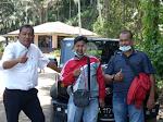 Rekonstrksi Jalan Dalam Rangka Meningkatkan Perekonomian Rakyat, Ujar H.Jhon