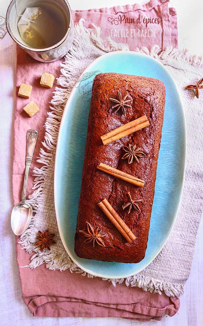 pain d'épices recette