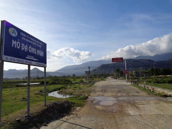 Nơi gọi là Tuyệt Tình Cốc tại Ninh Thuận