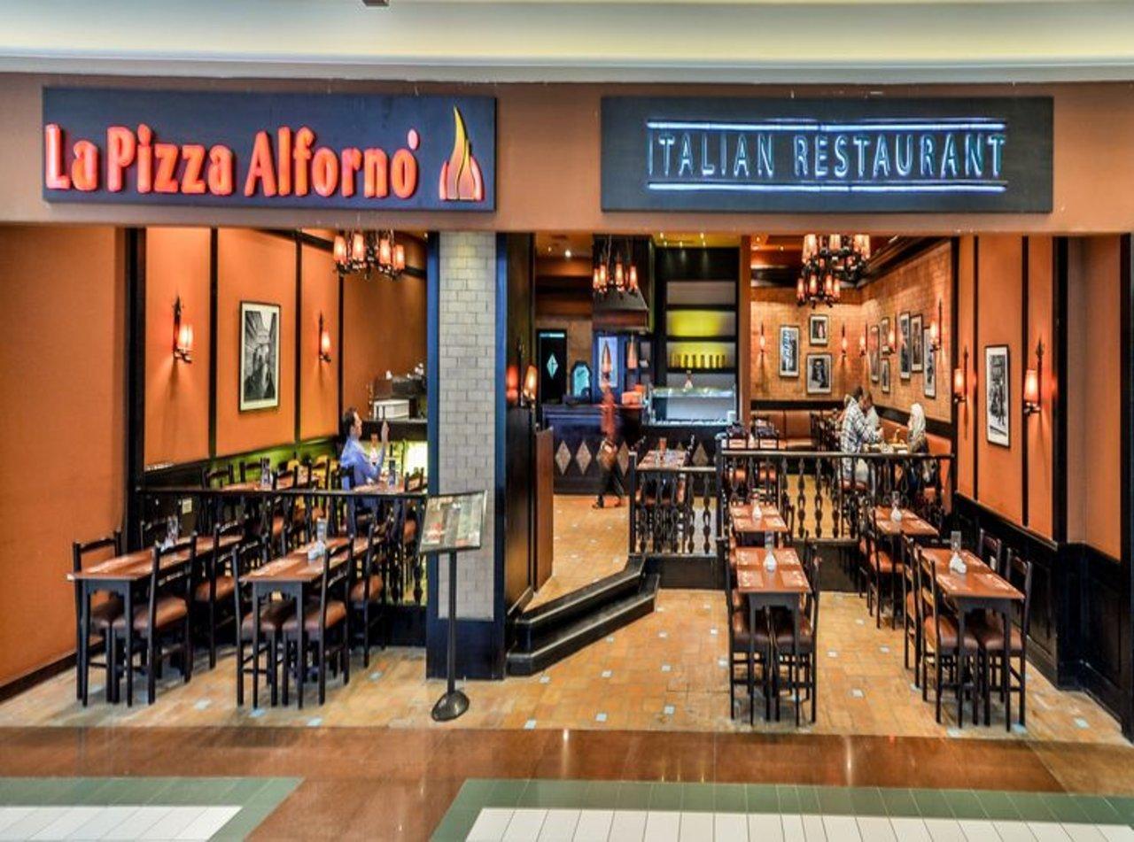 أسعار منيو وفروع ورقم مطعم لا بيتزا ألفورنو 2021