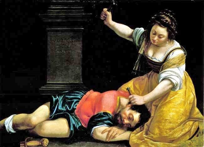 One of the few women artists of the 1600s, Gentileschi was ...
