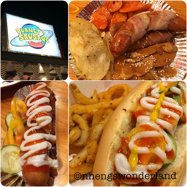 Carnival Food Park Marikina - Planet Sausage