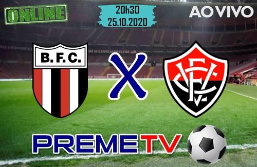 Botafogo-SP x Vitória Ao Vivo