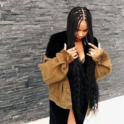 Goddess box braids are a very common hairstyle ✘ +26 Amazing Goddess Box Braids Hairstyles Ponytails Tutorials 2020