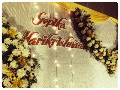 wedding bride groom name letters