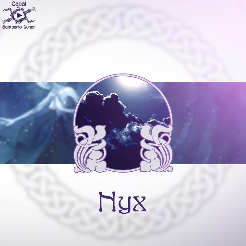 Nyx Primordial Goddess Of The Night Santurio Lunar