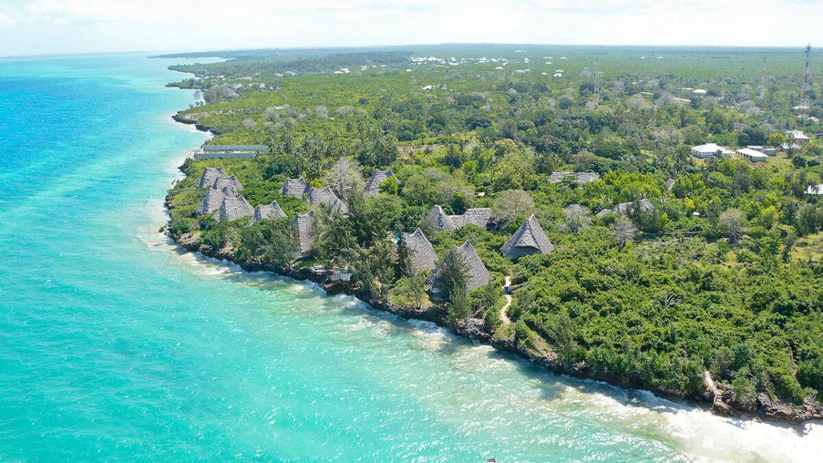 Остров Унгуджа на Занзибаре