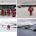 Υγειονομική κάλυψη χειμερινών αθλημάτων στο Μέτσοβο από τον Ερυθρό Σταυρό Ιωαννίνων