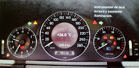 tablero interior Mercedes Benz E320 CDI