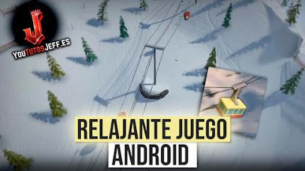 Impresionante Juego de Esquí para Android, Descargar Grand Mountain Adventure
