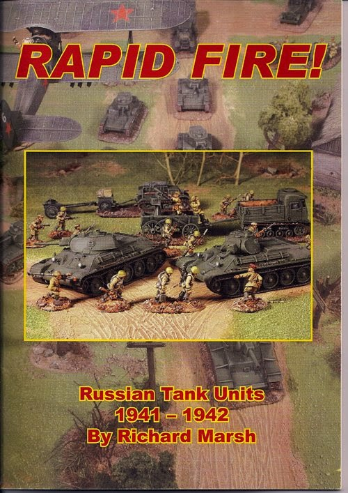 Rapid Fire Russian Tank Units 1941 - 1942