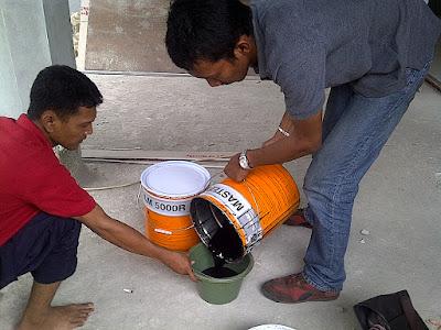 Waterproofing Coating Untuk Bocor