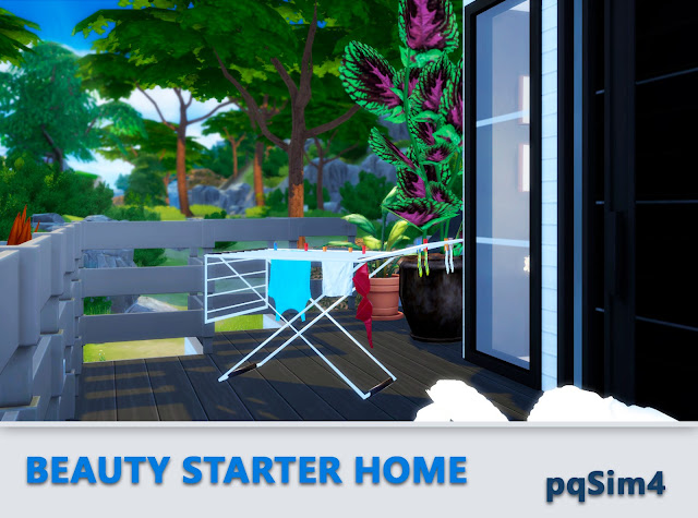 Beauty Starter Home. Exterior 4