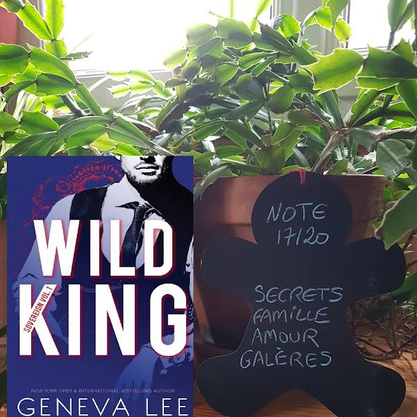 Sovereign, book 1: Wild king de Geneva Lee