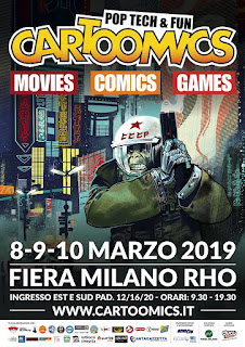 http://www.nerditudine.it/2019/03/cartoomics-2019.html