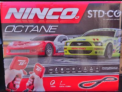 Circuitos slot Ninco Octane