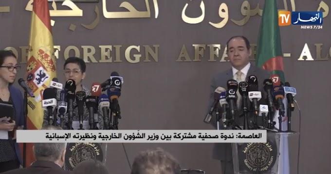 أرانشا غونزاليس : المغرب أبدى نيته في الإستلاء على الحدود البحرية للصحراء الغربية.