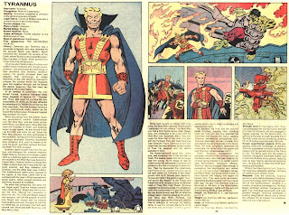 Tyranus (ficha marvel comics)