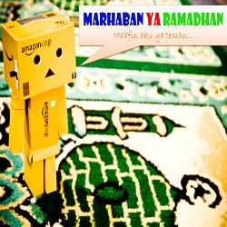 Danbo Marhaban Ya Ramadhan