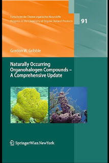 Naturally Occurring Organohalogen Compounds – A Comprehensive U by Gordon W. Gribble
