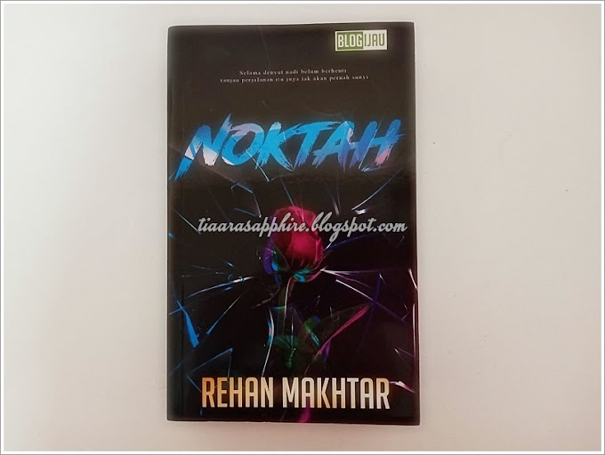 Novel | Noktah by Rehan Makhtar