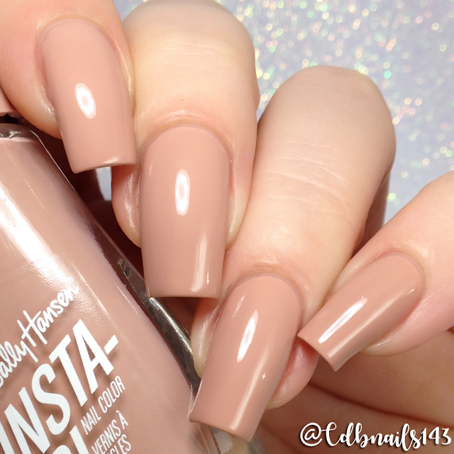 Sally Hansen-Buff and Tumble