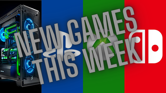 NEW GAMES THIS WEEK