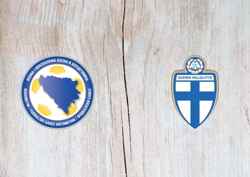 Bosnia-Herzegovina vs Finland -Highlights 12 October 2019