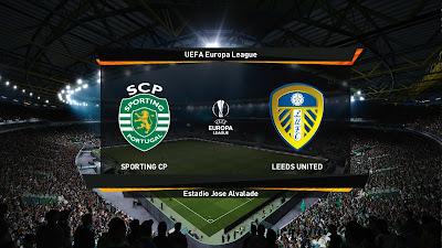 PES 2021 Scoreboard UEFA Super Cup, Champions League, Europa League