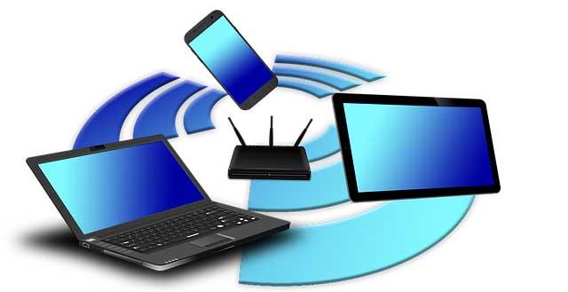 Tip Meletakan Router Wifi agar Internet lebih stabil dan tidak lemot