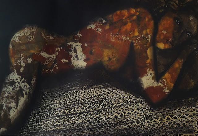 Farnese de Andrade arte contemporáneo figura mujer